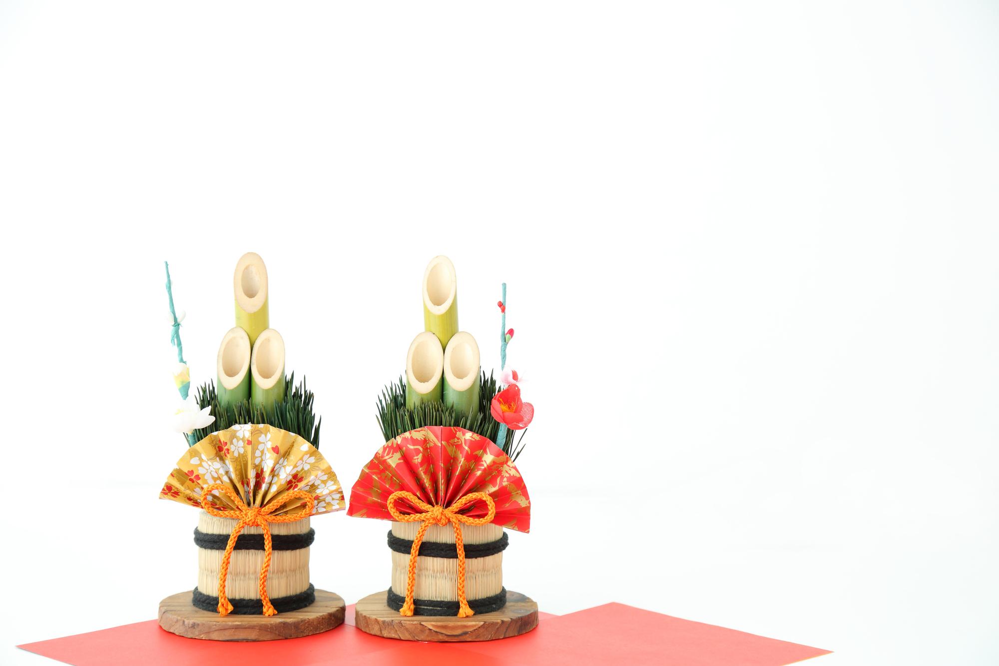 お正月飾り、門松、しめ飾り、鏡餅の意味とは?しめ飾り作りにもチャレンジ